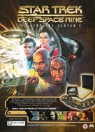 """Star Trek: Deep Space Nine"" - British Video release movie poster (xs thumbnail)"