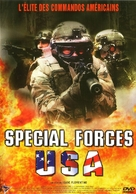 Special Forces - French Movie Cover (xs thumbnail)