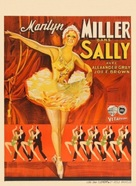 Sally - Belgian Movie Poster (xs thumbnail)