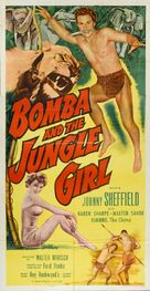 Bomba and the Jungle Girl - Movie Poster (xs thumbnail)