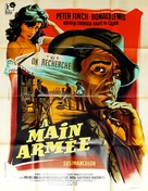 Robbery Under Arms - French Movie Poster (xs thumbnail)