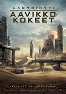 Maze Runner: The Scorch Trials - Finnish Movie Poster (xs thumbnail)