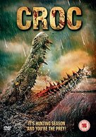 Croc - British DVD cover (xs thumbnail)