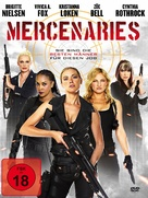 Mercenaries - German DVD cover (xs thumbnail)