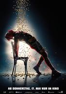 Deadpool 2 - German Movie Poster (xs thumbnail)