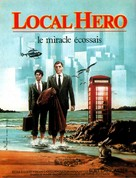 Local Hero - French Movie Poster (xs thumbnail)