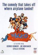 Wacko - British Movie Cover (xs thumbnail)