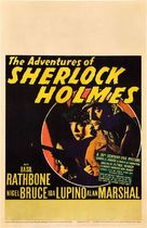 The Adventures of Sherlock Holmes - Movie Poster (xs thumbnail)