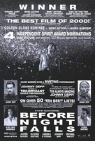 Before Night Falls - Movie Poster (xs thumbnail)