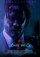 John Wick: Chapter Two - Argentinian Movie Poster (xs thumbnail)