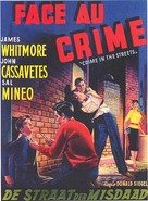 Crime in the Streets - Belgian Movie Poster (xs thumbnail)