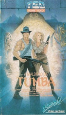The Tomb - Brazilian VHS cover (xs thumbnail)