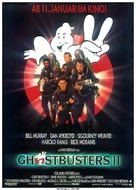 Ghostbusters II - German Movie Poster (xs thumbnail)