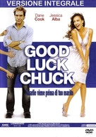 Good Luck Chuck - Italian Movie Cover (xs thumbnail)