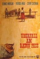 Raton Pass - German Movie Poster (xs thumbnail)