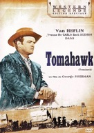 Tomahawk - French DVD movie cover (xs thumbnail)