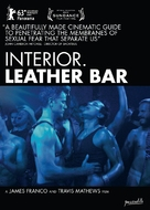 Interior. Leather Bar. - British DVD cover (xs thumbnail)
