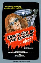 Don't Go in the Woods - Dutch VHS cover (xs thumbnail)