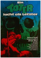 La campana del infierno - German Movie Poster (xs thumbnail)