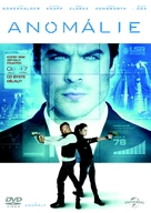 The Anomaly - Czech DVD movie cover (xs thumbnail)