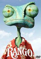 Rango - DVD cover (xs thumbnail)