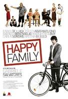 Happy Family - Spanish Movie Poster (xs thumbnail)