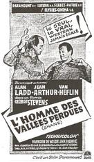 Shane - French poster (xs thumbnail)