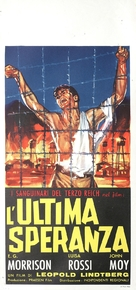 Die letzte Chance - Italian Movie Poster (xs thumbnail)