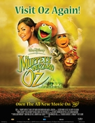 The Muppets Wizard Of Oz - Video release movie poster (xs thumbnail)