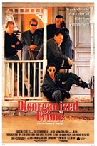 Disorganized Crime - Movie Poster (xs thumbnail)