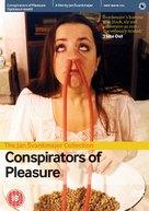Spiklenci slasti - British DVD cover (xs thumbnail)