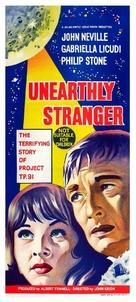 Unearthly Stranger - Australian Movie Poster (xs thumbnail)