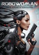 RoboWoman - DVD movie cover (xs thumbnail)