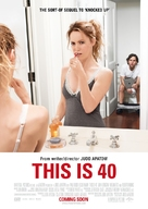This Is 40 - Movie Poster (xs thumbnail)