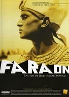 Faraon - Spanish Movie Cover (xs thumbnail)