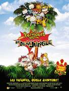 Rugrats Go Wild! - French Movie Poster (xs thumbnail)