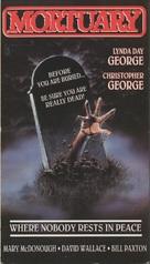 Mortuary - VHS cover (xs thumbnail)
