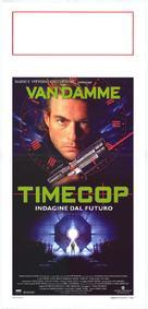 Timecop - Italian Movie Poster (xs thumbnail)