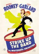 Strike Up the Band - Movie Poster (xs thumbnail)