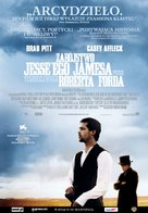 The Assassination of Jesse James by the Coward Robert Ford - Polish Movie Poster (xs thumbnail)