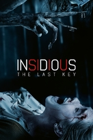 Insidious: The Last Key - German Movie Cover (xs thumbnail)