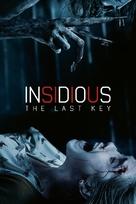 Insidious: The Last Key - German Movie Cover (xs thumbnail)