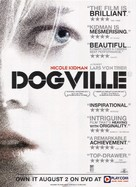 Dogville - Video release movie poster (xs thumbnail)