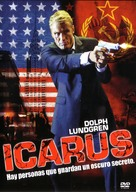 Icarus - Spanish Movie Cover (xs thumbnail)