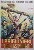 The Secret of Blood Island - Italian Movie Poster (xs thumbnail)