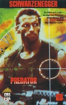 Predator - German Movie Cover (xs thumbnail)