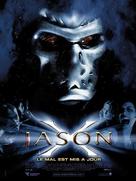 Jason X - French Movie Poster (xs thumbnail)