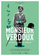 Monsieur Verdoux - French Re-release movie poster (xs thumbnail)