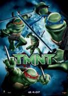 TMNT - German Movie Poster (xs thumbnail)