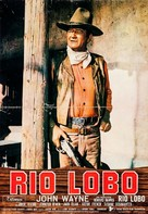 Rio Lobo - Italian Movie Poster (xs thumbnail)
